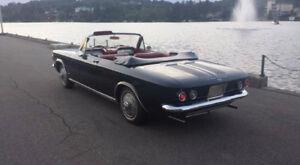 corvair 900 monza 1964 convertible