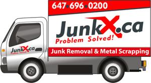 JunkX.ca Junk Company TRUCK FOR SALE!