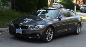 2014 BMW 4-Series 428i xDrive Coupe (2 door)