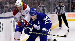 Classic Match Up Toronto vs Montreal Hockey Weekend PKG