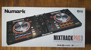 Numark Mixtrack Pro 3 DJ Controller - Brand new w/ Software