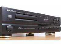 DENON CD COMPACT DISC PLAYER DCD-715 FAULTY