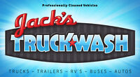 Truck & Trailer Wash Technician