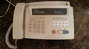 Brother Personal Fax 275 Phone/Fax Machine