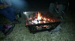 Puzzle Fire Pits