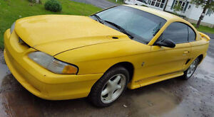 1998 Ford Mustang Sport Bicorps