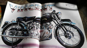 Easyrider . supercyle , in the wind mags 1980's