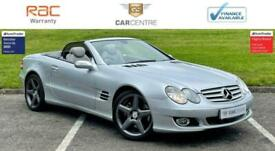 image for 2007 Mercedes-Benz SL Series SL 500 [7] [388] 2dr Tip Auto CONVERTIBLE Petrol Au