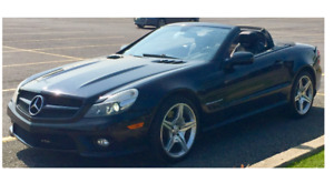 REDUCED***2009 Mercedes-Benz SL550 V8 5.5L W/AMG PACK-MINT!!