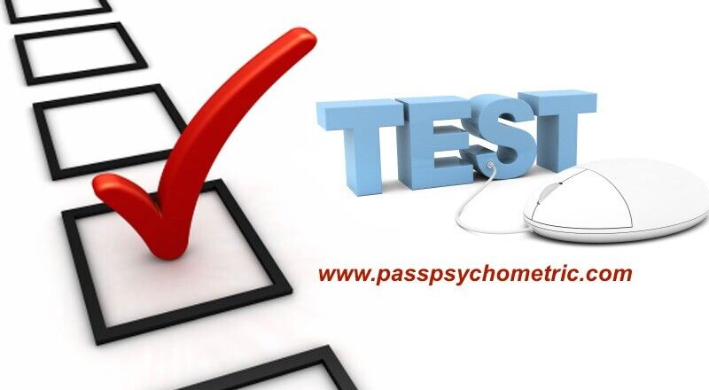 Help on passing Psychometric Reasoning Tests  Numerical