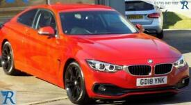 image for 2018 BMW 420D SPORT Auto Coupe Diesel Automatic