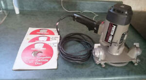 Porter Cable Industrial Sander with 4 new discs.