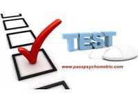 Guaranteed pass for all Psychometric Tests! Numerical/Logical/Verbal - SHL/CEB/TalentQ/Kenexa/Savile