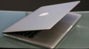 MacBook pro/air; core i5/i7; 2008---2016 de 500$