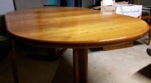 Solid Teak Dining Set