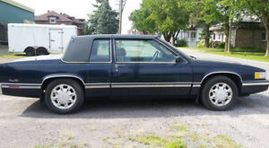cadillac coupe deville 1993