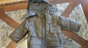 Boys Woodland  size 3 winter jacket