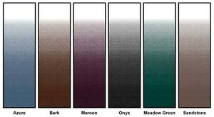Multiple Sizes/Colours - Universal Awning Replacement Fabric