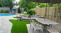 Landscaping, interlock, fences Kanata, Carp, Orleans, Ottawa