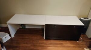Ikea Stuva Tables and Drawer