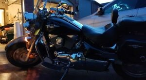 2007 Suzuki Boulevard C90 with low km for sale