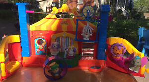 Cirque little people fisher price