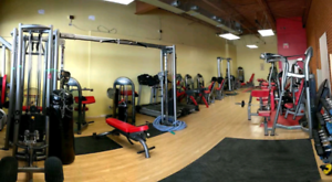 RENT GYM SPACE