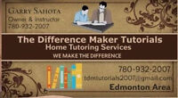 1 on 1 Tutor: Math,Science,English:Best Rated Tutor of Edmonton.