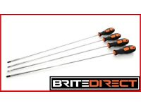 Extra Long Screwdrivers 450mm strong Great Grip for Professional or for home use