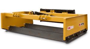 Skid Steer mount Grader Leveler