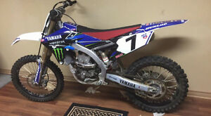 2014 yz 450 limited edition! or trade for cummins