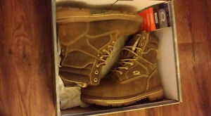 Women's Steel Toe Dakota Work Boots Stratford Kitchener Area image 2