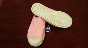 KEENS Limited edition HOPE slip on pink shoes NEW Kitchener / Waterloo Kitchener Area image 1