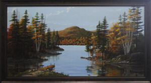 Collection of Bill Saunders Original Paintings
