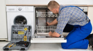 • Dishwashers • Appliance Repair Services>Call Us (587)-557-5501