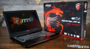 Trading a MSI gaming laptop for a beginner sportsbike