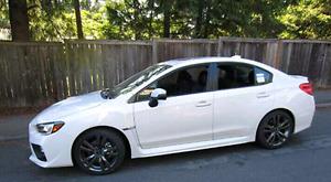 2016 Subaru wrx sport lease takeover