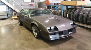 1983 Z28 Front Bumper Cover + Fogs and Signals