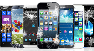 Cell phone repairs. Broken Glass screens, Charging prots etc