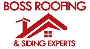 BOSS ROOFING & SIDING