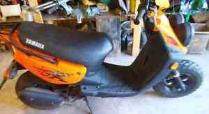 Bws 2002 orange
