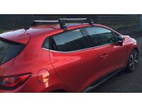 New Renault Clio Roof Bars