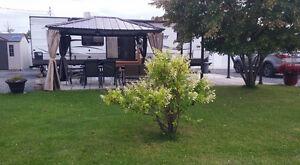 Roulotte de Parc sur terrain et demi Lac-Saint-Jean Saguenay-Lac-Saint-Jean image 1