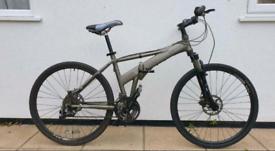 "Dahon matrix folding bike. 26"" wheels. Fully working"