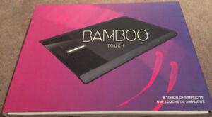 Wacom Bamboo Touch Pad
