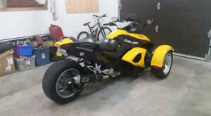 Can am spyder 2009