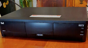 3 Bell Express Vu Receivers & Satellite Dish for Sale - $400