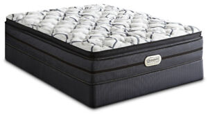 Beautyrest® World Class Millen Pillow-Top Luxury Firm Queen Matt