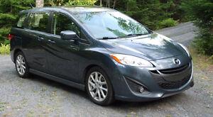 2012 Mazda Mazda5 GT Minivan, 1 Owner, Needs Nothing!