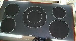 Induction cooktop 36 inch Kitchenaid New in box